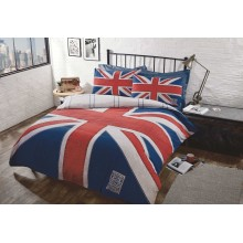 Union Jack Duvet Cover Ca